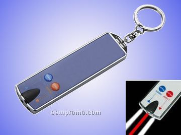 Laser Pointer Card W/3-in-1 Function