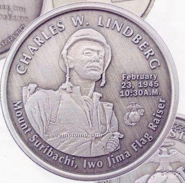 39 Mm 10 Gauge Nicodium Coins & Medallions