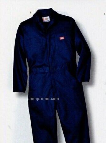 Long Sleeve Basic Coverall