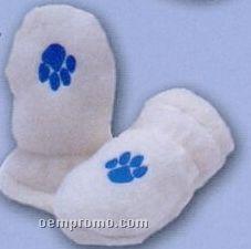 Premium Fleece Baby Mittens