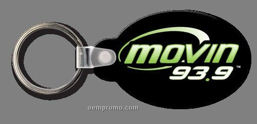 Sof-touch Original Oval Key Tags With Tab