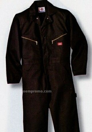 Blended Deluxe Long Sleeve Coverall