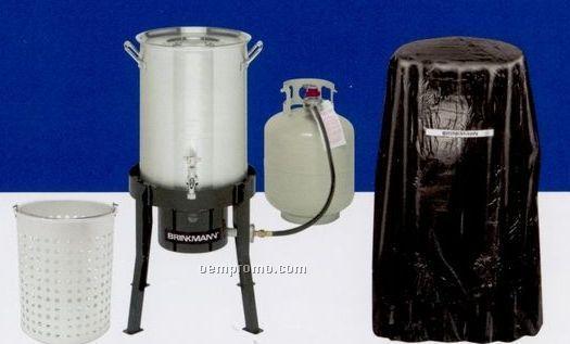 Brinkmann Outdoor Cajun Cooking System