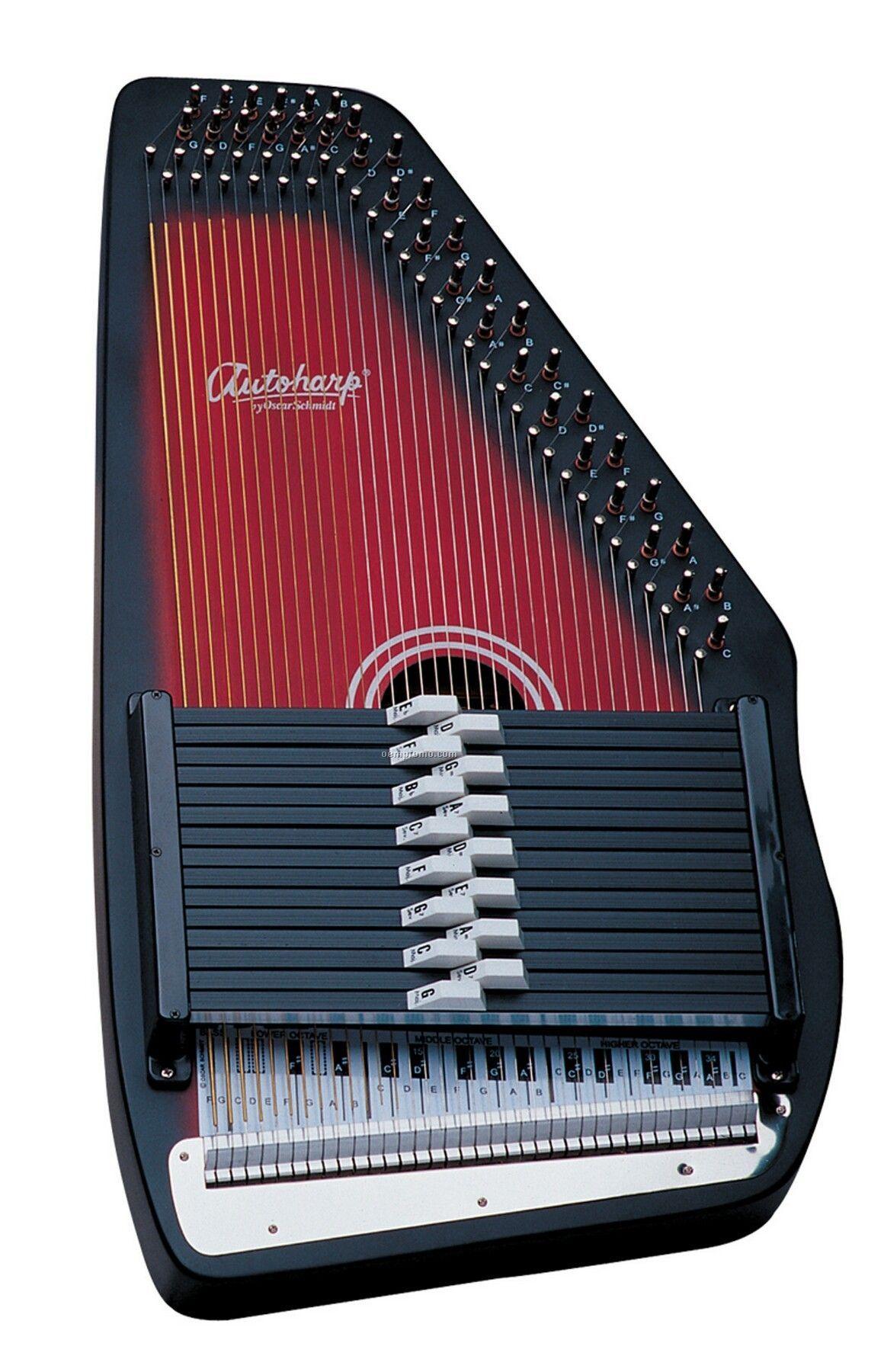 Oscar Schmidt 15 Chord Autoharp