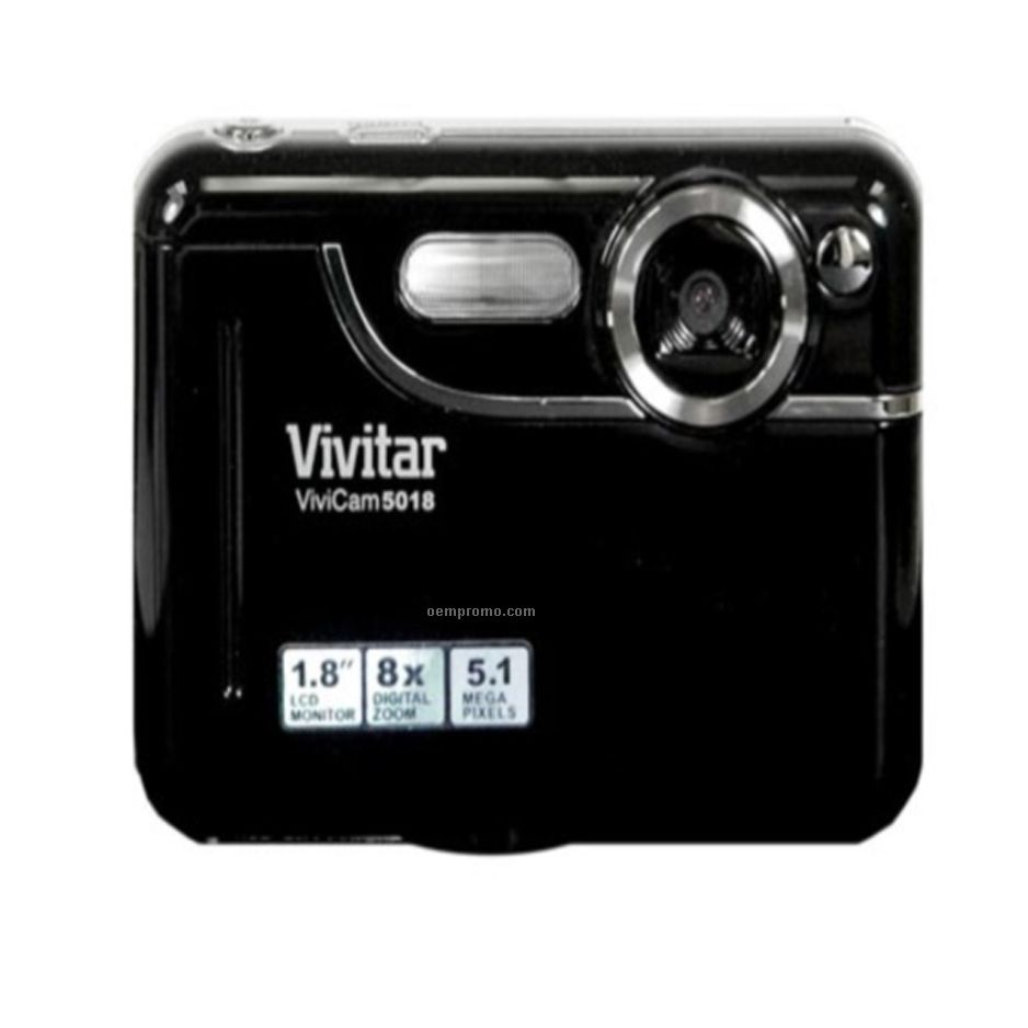 Vivitar Digital Camera W/ 5.1 Megapixel
