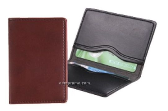 2-panel Business Card Case