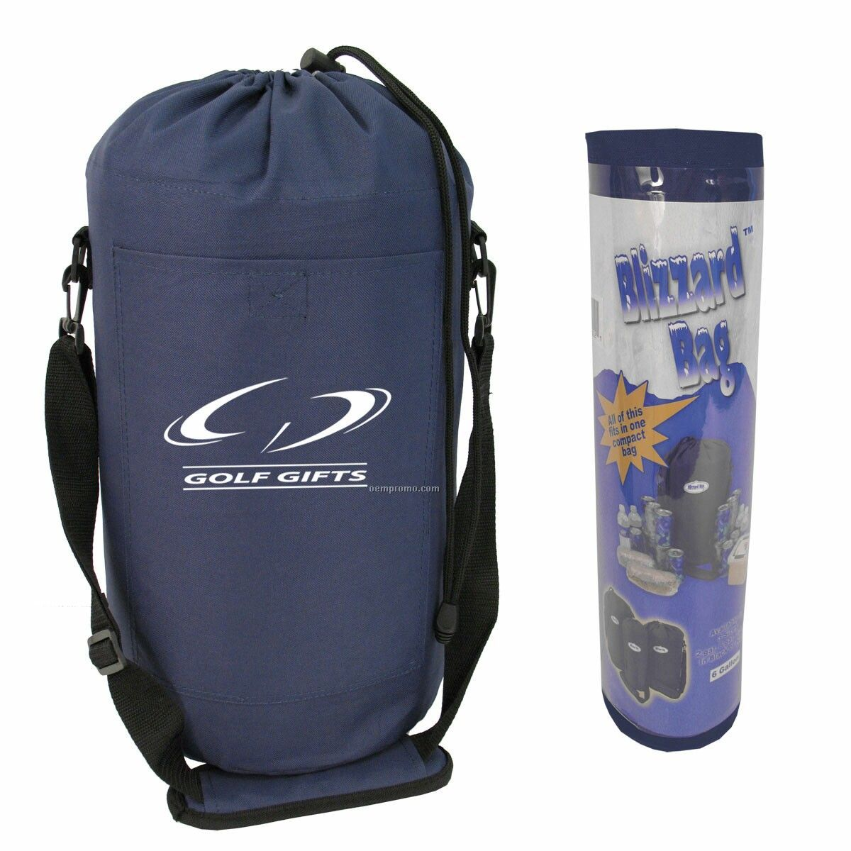 Blizzard Bag 6 Gallon Soft Cooler - Screen Print