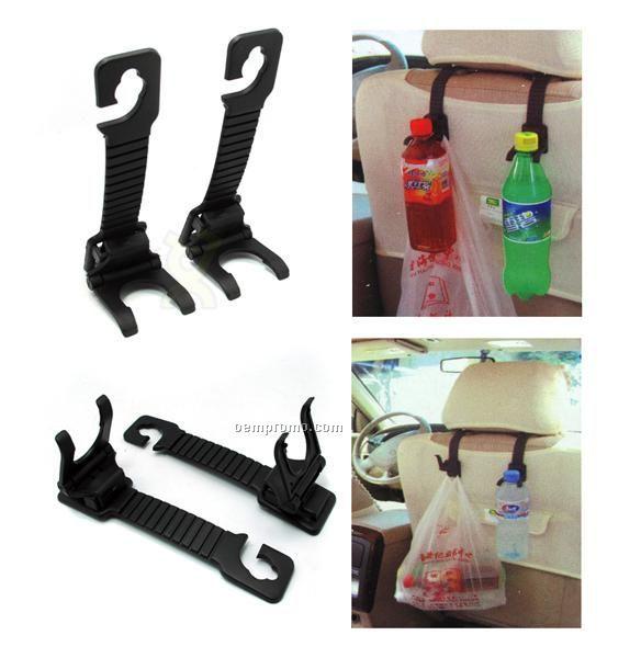 Multi-functional Automobile Hooks