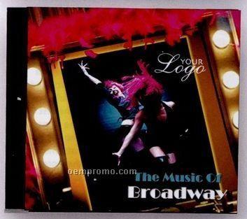 Music Of Broadway Music CD