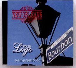 New Orleans Music CD