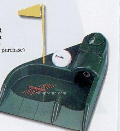 Putting Partner W/ 6 Golf Balls & Sp125 Retriver Putter