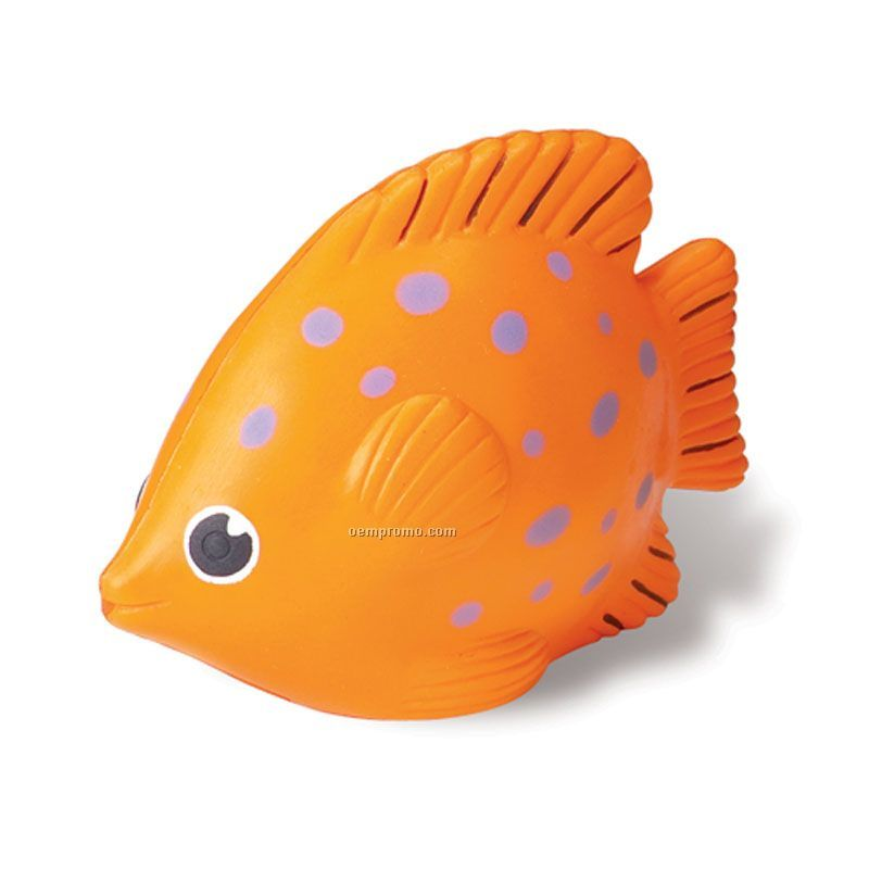 Toys For Fish : Tropical fish squeeze toy china wholesale