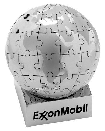 Globe Magnetic Puzzle Large