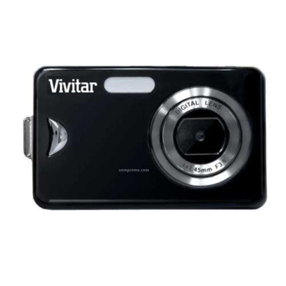 "Vivitar 8.1 Mp Digital Camera With 2.4"" Color Screen"