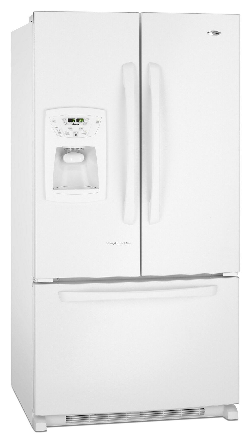 Amana 25 Cubic Foot French Door Refrigerator (White)