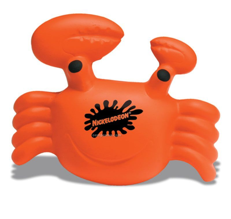 Crab Squeeze Toy