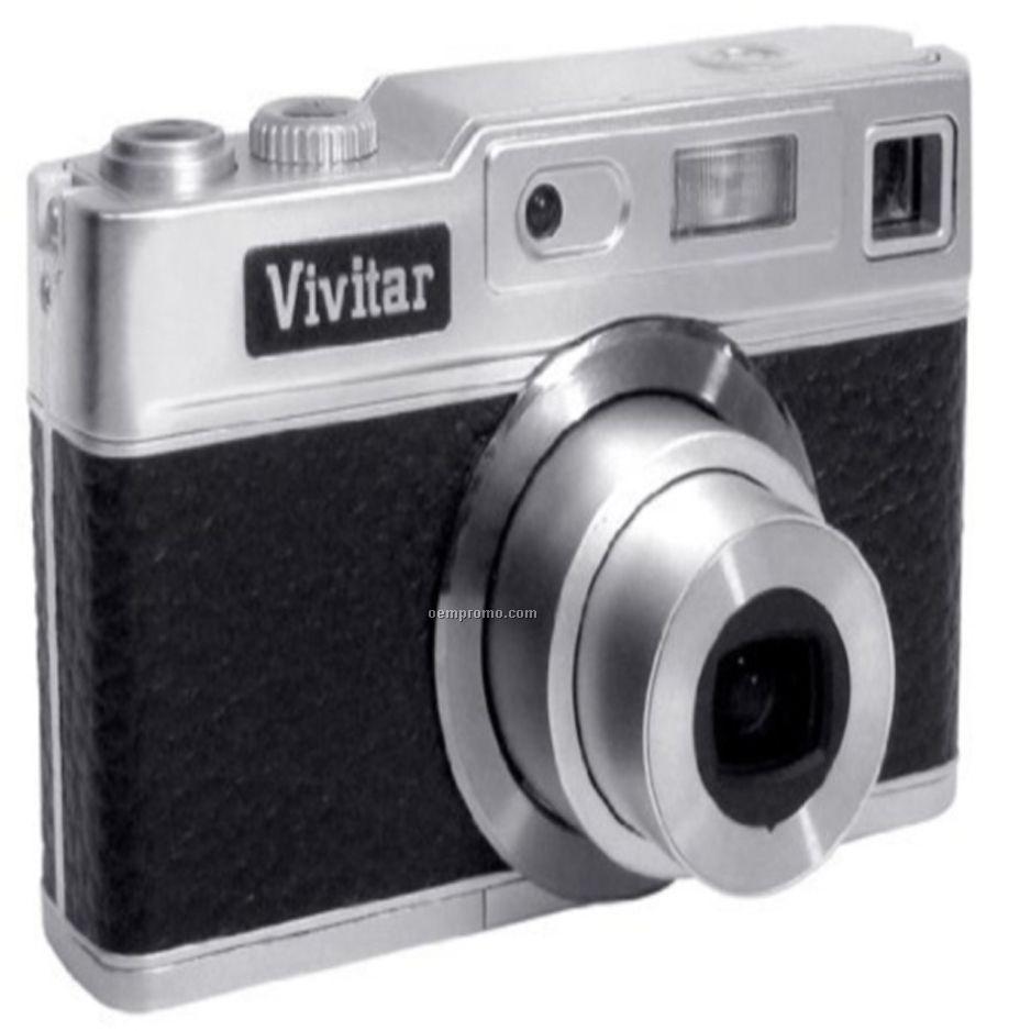 Digital Camera W/ 8.1 Megapixel Image Sensor