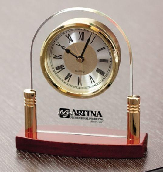 Glass Clock Award