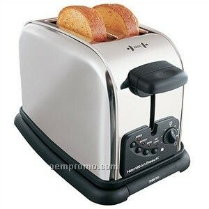 Hamilton Beach 2 Slice Chrome Toaster