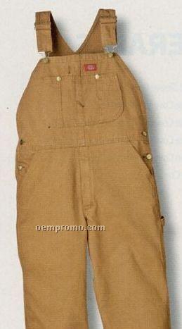 Brown Duck Bib Overall