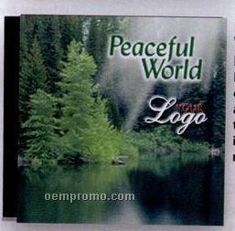 Peaceful World Music CD