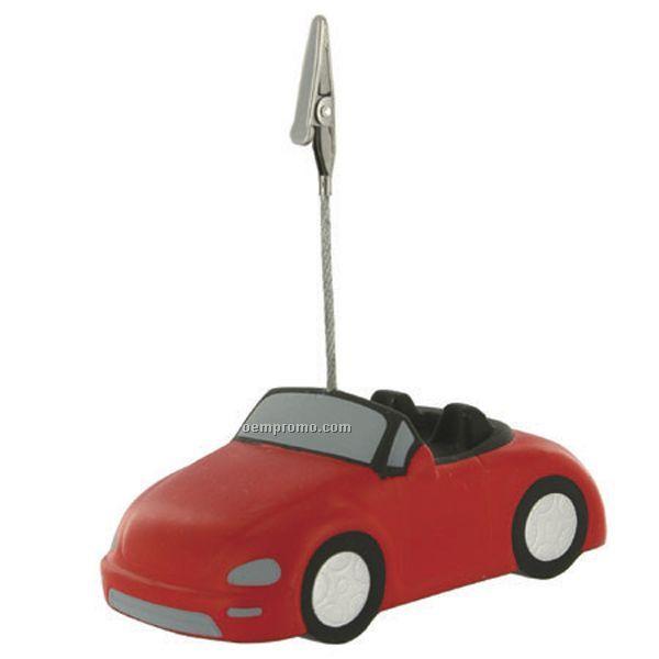 Convertible Car Memo Holder