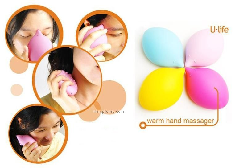 Hand Warmer Massager