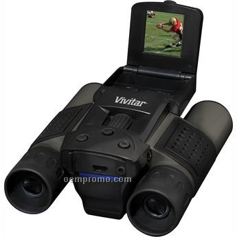 Vivitar Binocular With Digital Camera