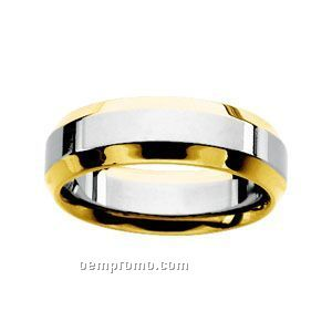 mens gold wedding bands comfort fit Wedding Decor Ideas