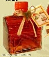 Pure Maple Syrup In Glass Home Bottle 250 Ml (W/Customization)