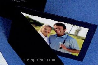 "Black Photo Folder (5""X7"")"
