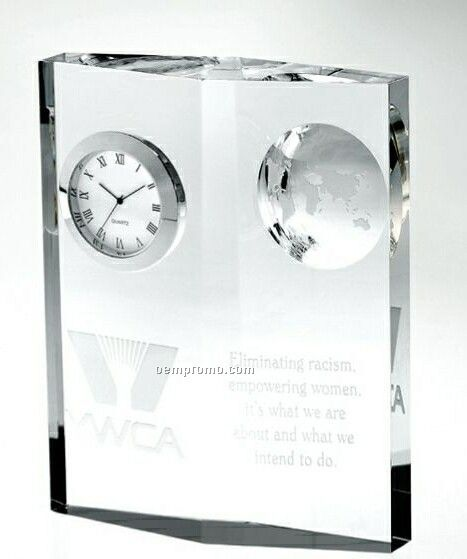 Dateline Crystal Clock Award