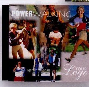 Powerwalking Music CD
