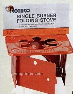 Single Burner Military Folding Stove