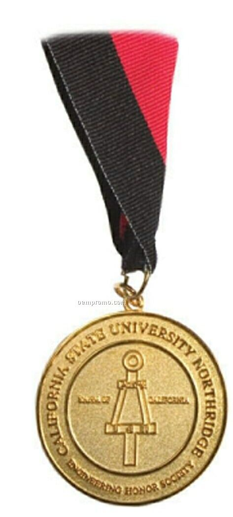 "1-3/4"" Die Struck Soft Enamel Medals"