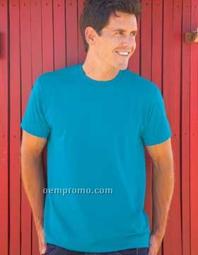 Alstyle Fine Jersey Fitted Tee (S-2x)