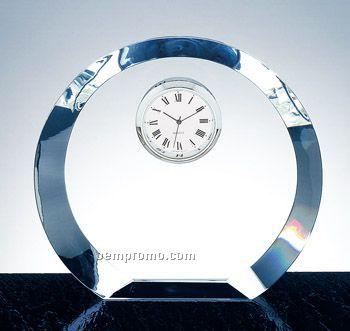 Claudius Crystal Clock Award