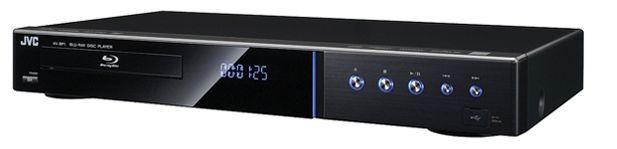 Jvc Be-live Ready Blu-ray Disc Player