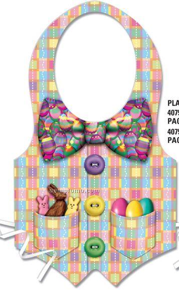 Plastic Easter Vests