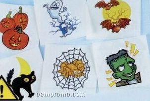 Temporary Halloween Tattoos