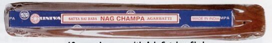 10 Gram Incense With Ash Catcher Sled Assorted Dozen