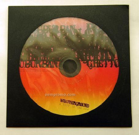 DVD Replication In Black Paper Sleeve (DVD 9)