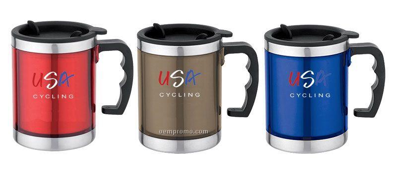 16 Oz. Mug W/ Stainless Steel Liner