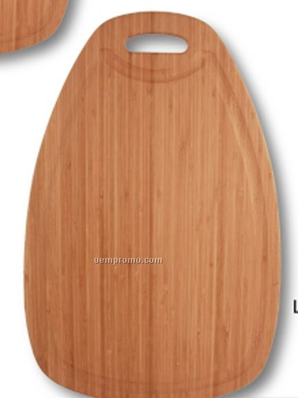 Large Greenlite Groovy Zoid Cutting Board