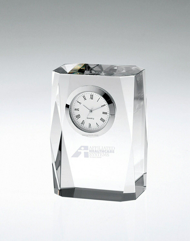 Vitellius Crystal Clock Award