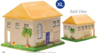 Blue Door House Specialty Cookie Keeper