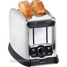 Hamilton Beach Classic 2 Slice Chrome Toaster