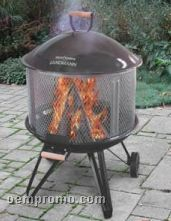 Heat Wave 28 Outdoor Fireplace - Landmann Usa