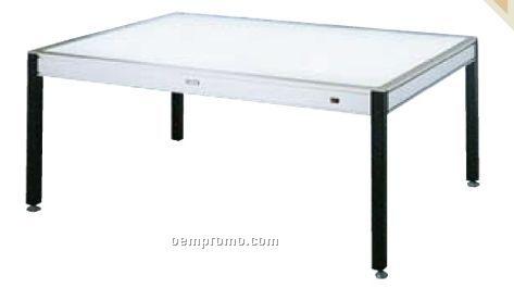 "Large Format Light Tables - 90""X70""X36"""
