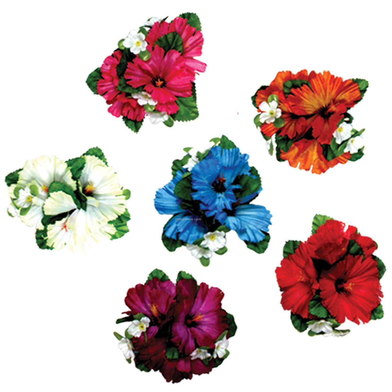 Large Hibiscus Flower Accessories